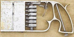 Pistol Teraneh dan Tertipis di Dunia