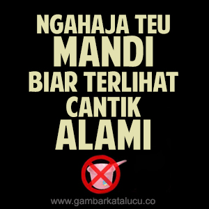 Dp Lucu Bahasa Sunda 2016