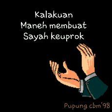 Dp Lucu Bergerak Sunda 2016