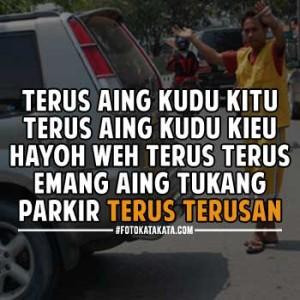 Kumpulan Dp Bbm Lucu Bahasa Sunda Terbaru 2015