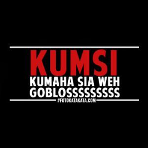 Gambar Kata Kata Sunda Kasar Gokil