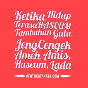 Dp Bbm Bahasa Sunda Frontal Hijab Top Tips