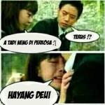 Meme Comik Sunda