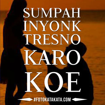 Kata Kata Cinta Bahasa Jawa Timur