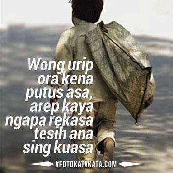 Kata Mutiara Lucu Jawa