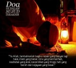 Kata Mutiara Doa Malam