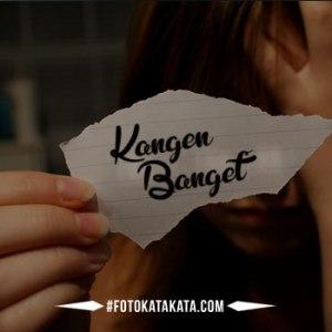 Gambar DP BBM Kangen Pacar