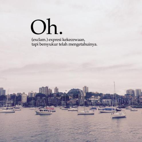 Gambar Kata Lucu Bahasa Indonesia