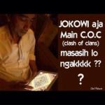 Dp Bbm Jokowi Main COC Lucu