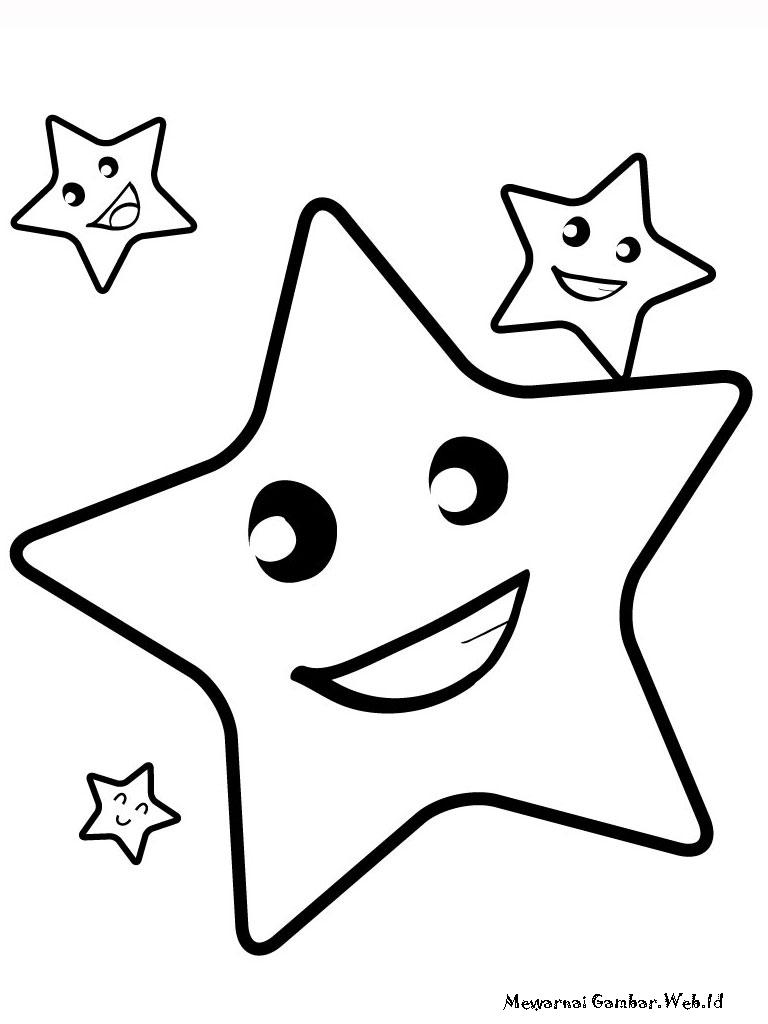 Gambar Mewarnai Untuk Anak Anak Gambar Aneh Unik Lucu