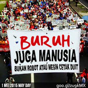 Hari Buruh 2015