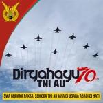 HUT TNI AU Ke-70
