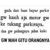 Instagram Gw Mah Gitu Orangnya
