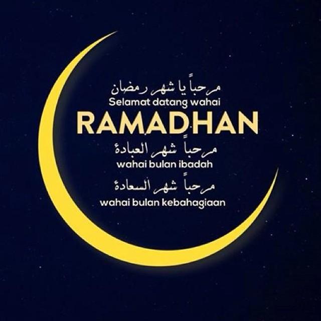 Salam Ramadhan.....