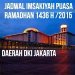 Jadwal Puasa Jakarta 2015