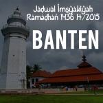 Jadwal Puasa Ramadhan Banten 2015