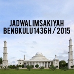Jadwal Puasa Ramadhan Bengkulu 2015