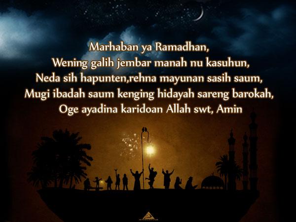 gambar dp bbm ucapan bulan puasa ramadhan 2016 gambar