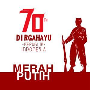 Dp Bbm Dirgahayu Indonesia ke 70
