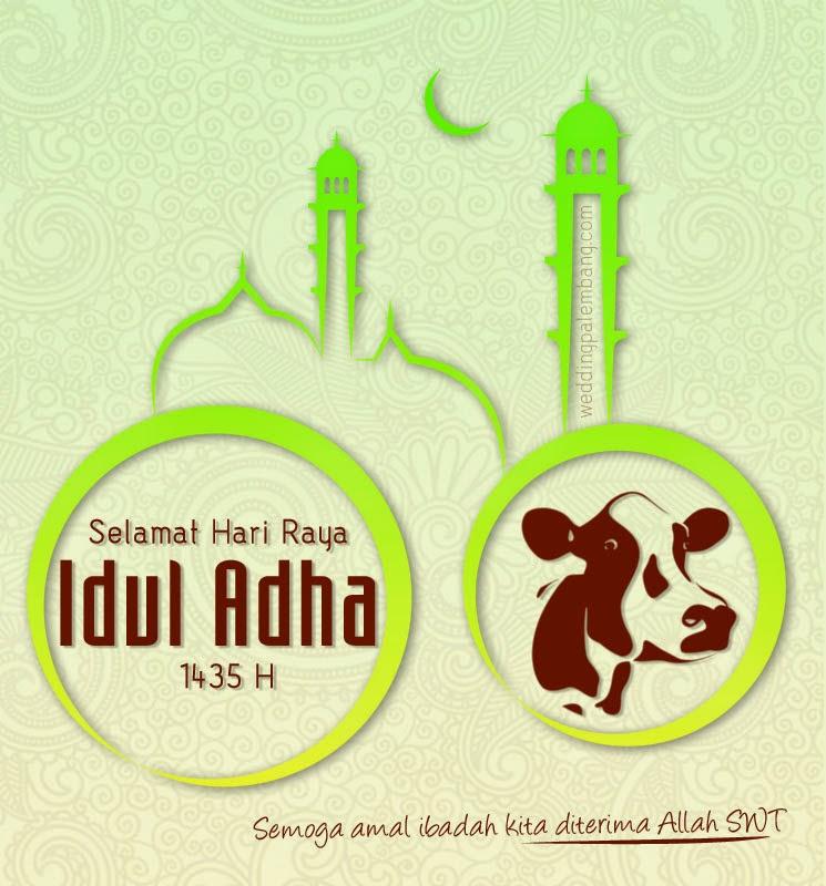 Gambar Kata Ucapan Idul Adha 2015