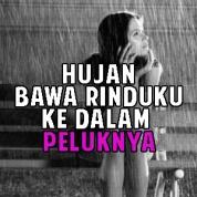 Kata Romantis Saat Hujan Buat Pacar