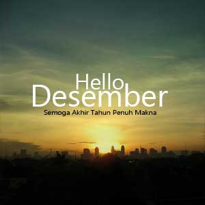 Welcome Desember Kata Kata 39