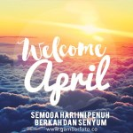 Dp Bbm Welcome April
