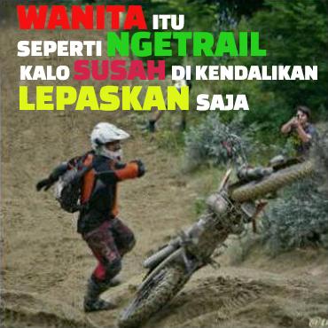 kata-kata-lucu-trail-adventure