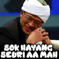 Perang Gambar Bahasa Sunda di Fb